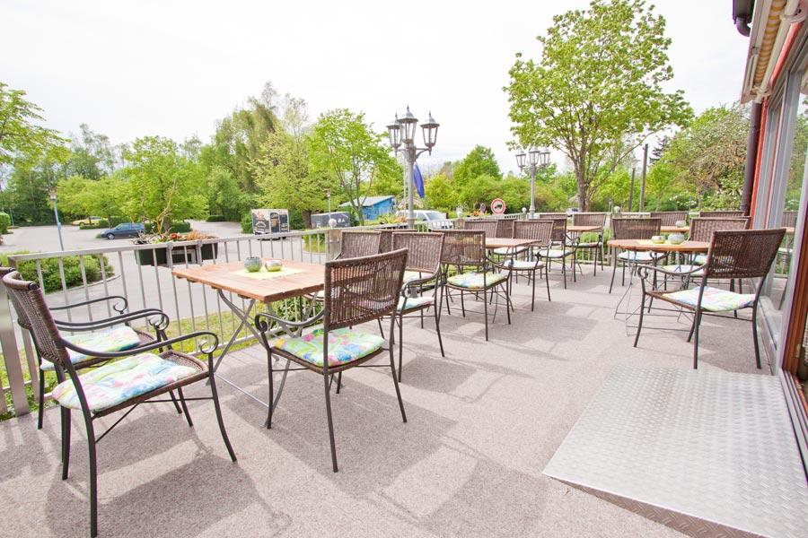 Sonnenterrasse Cafe Restaurant Beck