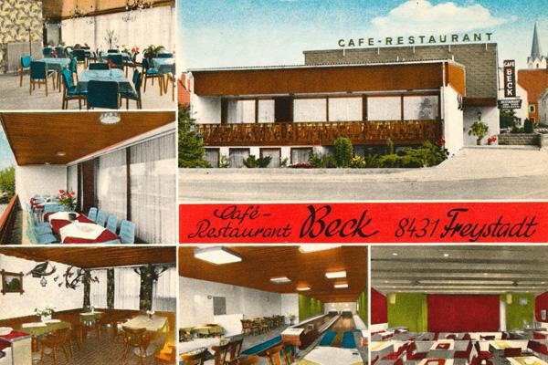 Kino Im Cafe Restaurant Beck Freystadt