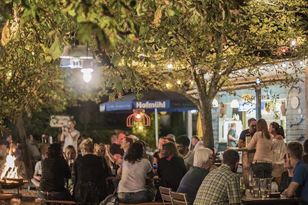 Biergarten Beckstage Unplugged