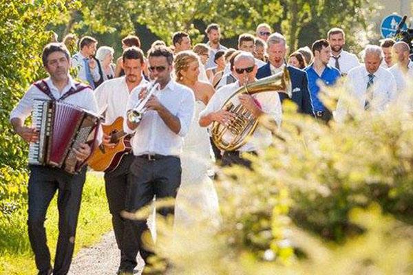 Edelwuid Band Hochzeit #1